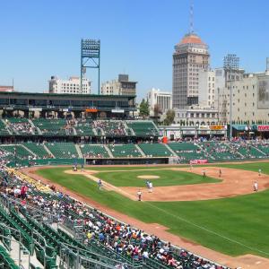 Week 5: Fresno Grizzlies
