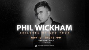 Phil Wickham & Stars Go Dim LIVE! @ Northside Christian Church | Clovis | California | United States