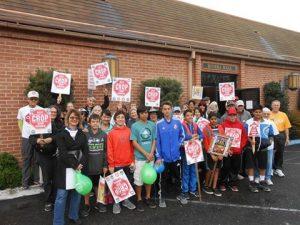 Tulare County CROP Hunger Walk @ St. Paul's Anglican Church | Visalia | California | United States