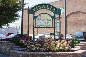Spring Blossom Vendor Fair @ Visalia Veteran's Memorial Building | Visalia | California | United States
