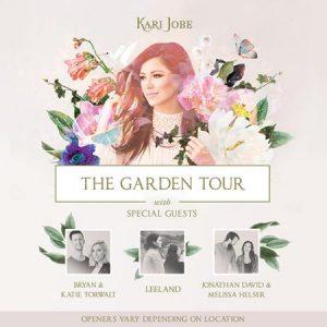 Kari Jobe: The Garden Tour with Bryan & Katie Torwalt @ People's Church | Fresno | California | United States