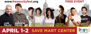 Fresno CityFest - FREE Event w/ Lecrae, for King & Country, Luis Palau @ Save Mart Center | Fresno | California | United States