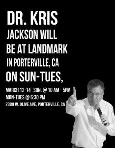 Revival Services in Porterville @ Landmark Christian Center    Porterville   California   United States