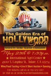 The Golden Era of Hollywood Gala @ International Agri-Center | Tulare | California | United States