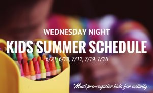 Super Summer Nights @ Visalia Naz. Church        