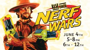 Rise Youth Nerf War @ Rise Church   Visalia   California   United States