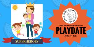 Superheroes Playdate @ Riverway Sports Park | Visalia | California | United States