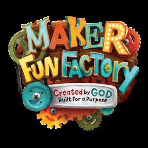Maker Fun Factory: Created by God Built for a Purpose @ First Christian Church Visalia        
