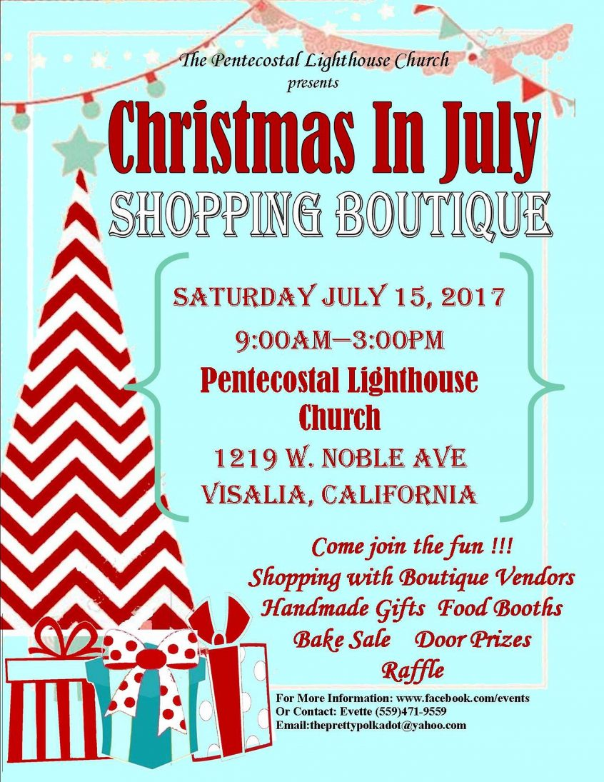 Christmas Fundraiser.Christmas In July Fundraiser Boutique Spirit 88 9 100 1