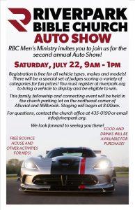 Riverpark Bible Church Auto Show @ Riverpark Bible Church | Fresno | California | United States
