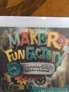 VBS: Maker Fun Factory! @ First Church of God Fresno   Fresno   California   United States