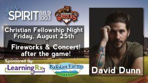 Grizzlies Christian Fellowship Night w/ David Dunn! @ Chukchansi Park | Fresno | California | United States