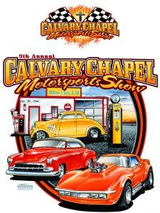9th Annual Calvary Chapel Visalia Car Show and Craft Boutique @ Calvary Chapel Visalia | Visalia | California | United States