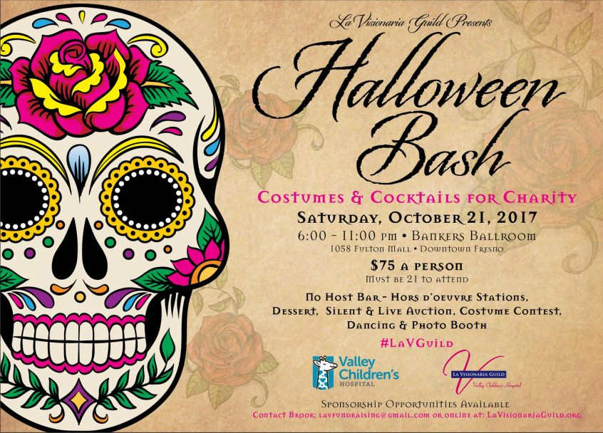 La Visionaria Guild Halloween Bash for Valley Children's