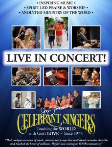 Celebrant Singers - LIVE in Concert! @ St. Charles Borromeo  | Visalia | California | United States