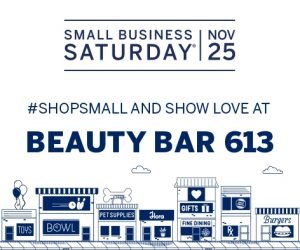 Small Business Saturday Community Sale @ Beauty Bar 613 | Tulare | California | United States