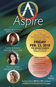 Aspire Women's Event @ The Bridge Church | Fresno | California | United States