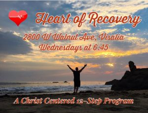 Heart of Recovery @ Heart of Recovery | Visalia | California | United States