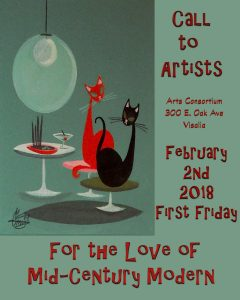 First Friday @ The Visalia Arts Consortium  | Visalia | California | United States