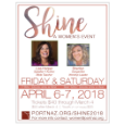 SHINE: A Women's Event with Lisa Harper @ PortNaz | Porterville | California | United States