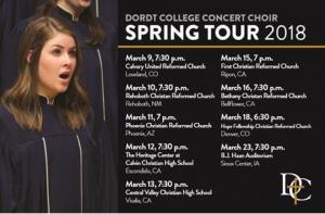 Dordt College Concert Choir @ Central Valley ChristianHigh School | Visalia | California | United States
