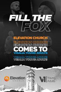 """Fill The Fox"" Presented be Visalia First Young Adults @ Fox Theatre | Visalia | California | United States"