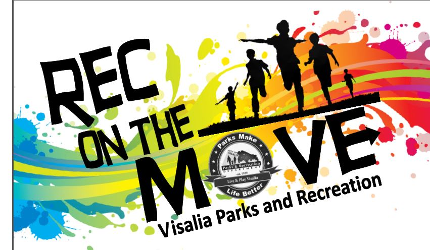Rec On the Move! @ Riverbend Park | Visalia | California | United States