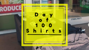 Day of 100 Shirts: Fresno Grocery Outlet @ NW Fresno Grocery Outlet | Fresno | California | United States
