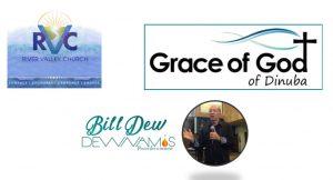 Healing Prayer Seminar - featured speaker Bill Dew of Dewnamis Ministries @ Grace of God of Dinuba | Dinuba | California | United States