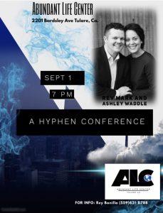 AWAKEN 2018 Hyphen Conference @ Abundant Life Center | Tulare | California | United States