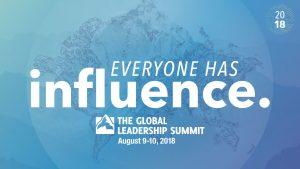 Global Leadership Summit 2018