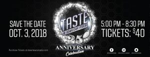 25th Annual Taste of Downtown Visalia @ Downtown Visalia   Tampa   Florida   United States