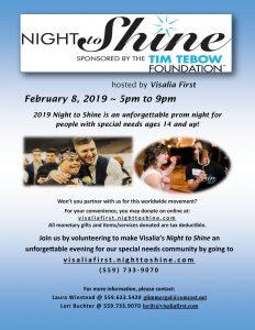 Night to Shine Prom @ Visalia First | Visalia | California | United States