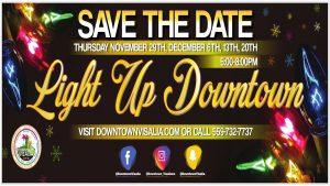 Holiday Open House Night 4 @ Downtown Visalia | Visalia | California | United States