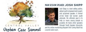 Central Valley Orphan Care Summit @ The Well - North Campus  | Fresno | California | United States