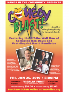 Comedy Blast - Ken Davis @ Visalia First Assembley