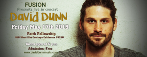 David Dunn Live in Concert (FREE) @ Faith Fellowship