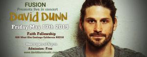 David Dunn Live in Concert (FREE) @ Faith Fellowship