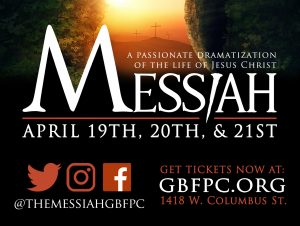 The Messiah Presentation @ First Pentecostal Church