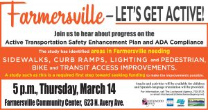 Join us at the Farmersville ADA workshop event! @ Farmersville Boys and Girls Club