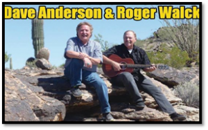 The Rescue Tour - Dave Anderson and Roger Walck @ Grace Lutheran Church