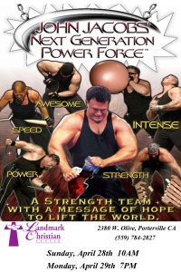 John Jacobs' Next Generation Power Force @ Landmark Christian Center