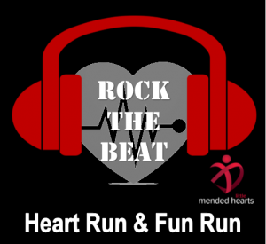 Rock the Beat Heart Walk @ Chukchansi Park