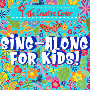 Sing-Along for Kids! @ The Creative Center