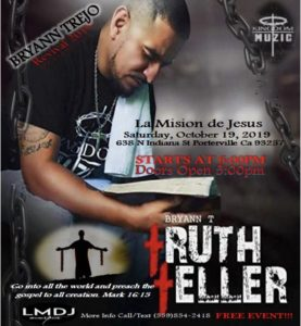 Bryann Trejo Kingdom Muzic @ FREE EVENT!!! Bryann Trejo Kingdom Muzic