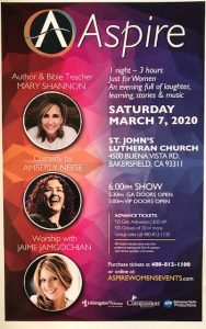 Aspire Women's Conference @ St John's Lutheran Church | Bakersfield | California | United States